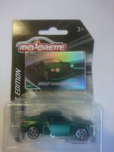 Majorette 212054024 - Limited Edition Series 7 - Bentley Continental Gt V8 S