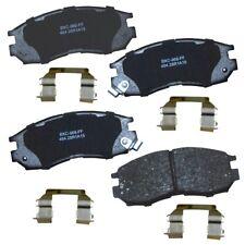 Disc Brake Pad Set-Stop Ceramic Brake Pad Front Bendix SBC484