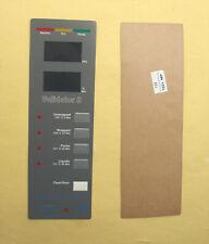 Pelton Amp Crane Validator 8 Autoclave Control Pannel Overlay Decal