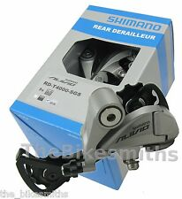 Shimano Alivio RD-T4000 SGS 9 Speed Long Cage Road Bike Rear 3x9 Derailleur