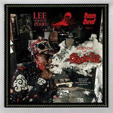 LEE PERRY-disco devil volume 3   black art LP   (hear)   reggae