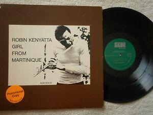 VINYL LP Robin Kenyatta – Girl From Martinique VG+