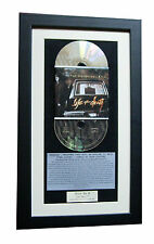 NOTORIOUS BIG Life After Death CLASSIC CD TOP QUALITY FRAMED+EXPRESS GLOBAL SHIP