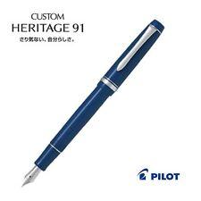 Pilot NAMIKI HERITAGE91 Tsukiyo (Moonlit night) B (Broad) nib 14Kt Fountain Pen