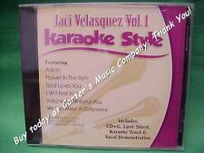 Jaci Velasquez~#1 ~Christian Daywind Karaoke Style~ Imagine Me Without You ~CD+G