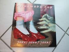 Psihomodo pop LP 2012 Jeee! Jeee vinyle Croatia HRVATSKA avant Gobac NEUF NEW Cro