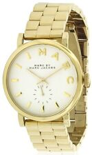 Marc by Marc Jacobs Baker Gold-Tone Ladies Watch MBM3243