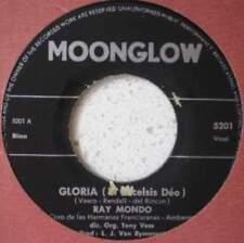 "RAY MONDO Gloria / Bendiceme RARE 7"" 1963 pop BELGIUM Jacques Raymond"