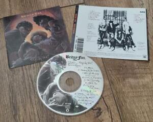 Britny Fox - Boys In Heat (CD 1989) CK 45300