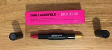 KARL LAGERFELD + MODEL CO - Custom Lipstick Shade & Sculpt Duo - Matted Lipstick