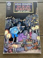 Sergio Aragones Dia De Los Muertos Dark Horse Comic NM
