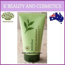 [Innisfree] GREEN TEA CLEANSING FOAM 150ml cleanser AUS shipping
