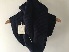 CR LOVE ❤️ NEW! COUNTRY ROAD ENDLESS KNIT SCARF IN NAVY
