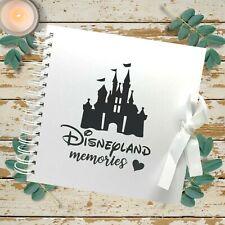 Disneyland Scrapbook | Photo Album | Disney Memories | Scrapbook/Journal/Book