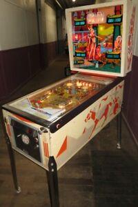 CLEOPATRA 1977 GOTTLIEB PINBALL MACHINE GOOD SHAPE Shipping Available