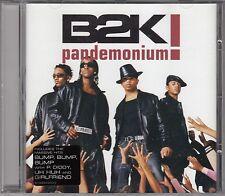 B2K - Pandemonium!, CD