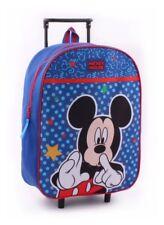 Mickey  Mouse  Trolley Koffer Kinderkoffer Kindertrolley Handgepäck 39x30x13 cm