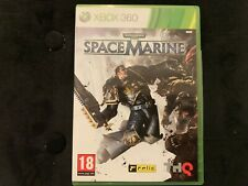 Warhammer 40000 Space Marine - Jeu Xbox 360 Complet Comme NEUF