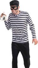 Morris Costumes Burglar Robber Thief Criminal Men's Halloween Costume