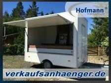 Hofmann  Verkaufsanhänger 300x214x230cm 1500kgGG Anhänger