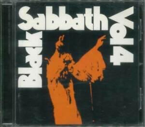 """BLACK SABBATH """"Vol. 4"""" CD-Album"""