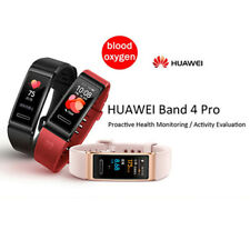 NEW Huawei Band 4 PRO Heart Rate GPS SpO2 Blood Oxygen Smartwatches