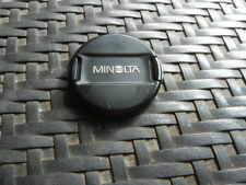 Minolta 55mm Front Lens Cap LF-1155 Genuine For MD Lenses