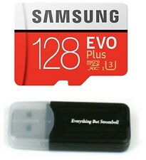Samsung EVO Micro SD Memory Card 128GB for Galaxy S3 S4 S5 S7 Edge S8/ Note Plus