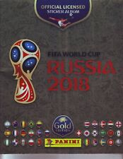 ***NEW*** EMPTY ALBUM 2018 WORLD CUP RUSSIA PANINI