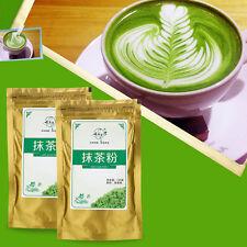 100g/bag Japanese Organic Matcha Green Tea Powdered Natural Green Tea Powder New