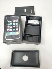 Iphone 3GS Box  (Black 16gb) BOX & inserts & earphone only free shipping