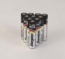 (10 Pack) Energizer AAA E92 Alkaline Batteries Exp. 12/2027 Bulk Packaging