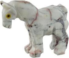 Peruvian Dolomite HORSE Spirit Animal Pocket Totem!
