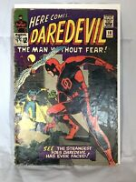 Daredevil # 10 - Marvel Comics - Silver Age