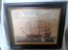 Normalformat Sammler Motiv Kartenmaterial mit dem Thema Schiff & Seefahrt
