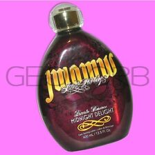 AUSTRALIAN GOLD JWOWW MIDNIGHT DELIGHT DHA WARMING BRONZER TANNING BED LOTION