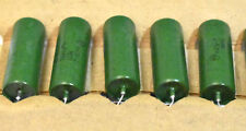 1 uF 160 V  PIO Capacitors.K42Y-2  Lot of 24. New