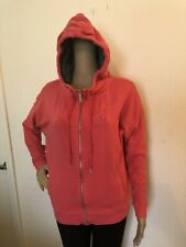DKNY JEANS  Hoodie Sweater  Zip Up Size XS
