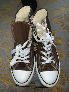 New Mens Converse Chuck Taylor CT AS SP HI Chocolate Sz 5,6,7,9,11,13 from ~'08