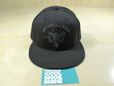 AGAINST THE GRAIN SAN FRANCISCO NEW ERA FITTED HAT BLACK GRAY 7 3/8 SF