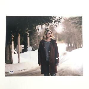 Emma Roberts signed 11x14 photo PSA/DNA Autographed