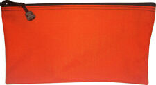 Orange Color  K.T. 5139C Cordura Zipper Tool Bag  7 x 12.5 Inches Made in USA