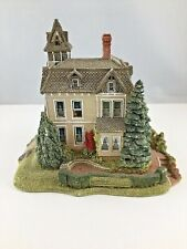 Lilliput Lane Collection - Victoriana with Box and Deed