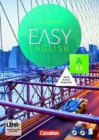 Easy English: A2: Band 1 - Kursbuch: Mit Audio-CD, Phras... | Buch | Zustand gut