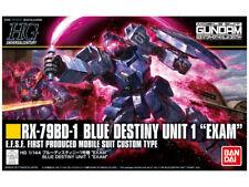 1/144 HGUC RX-79BD-1 Blue Destiny Unit 1 EXAM - Bandai Model Kit - Neuware