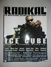 RADIKAL N°19 1998 ICE CUBE WEST COAST PLAYER