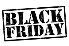 Black Friday FRIDGE MAGNET (2 x 3 inches)(AD)