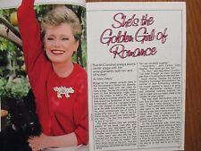 June 6, 1987 TV Guide(RUE  McCLANAHAN/THE  GOLDEN GIRLS/NIGHT COURT/RICHARD MOLL