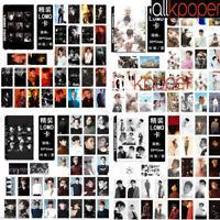 KPOP 30pcs EXO LOMO Card Collective Photo Monsta x Poster Seventeen TWICE VIXX