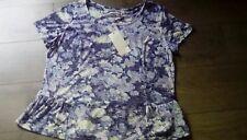 Ladies Marks & Spencer  Per Una M&S hip length dressy  top size 14 BNWT *